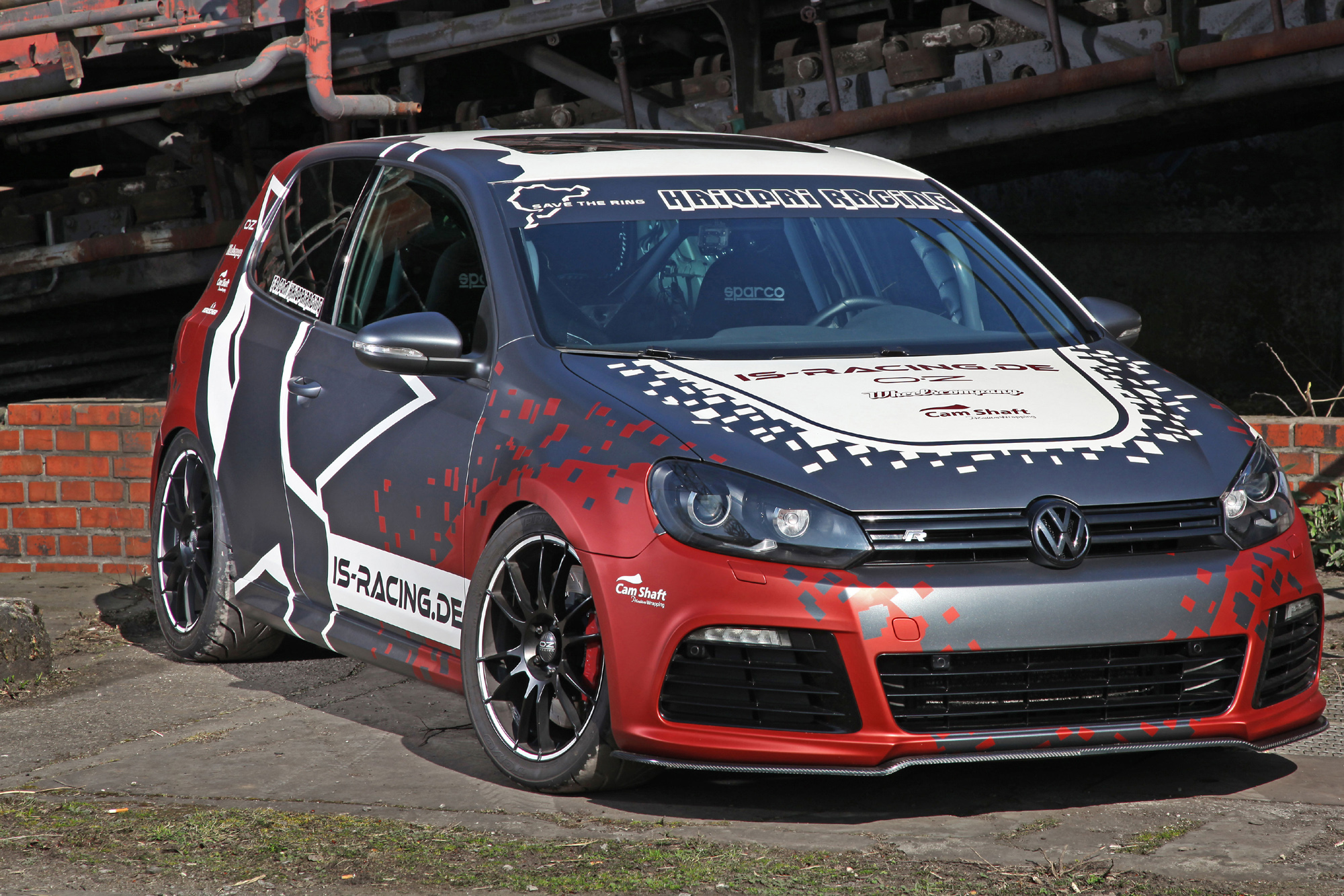 haiopai racing vw golf r von daniel tracktools. Black Bedroom Furniture Sets. Home Design Ideas