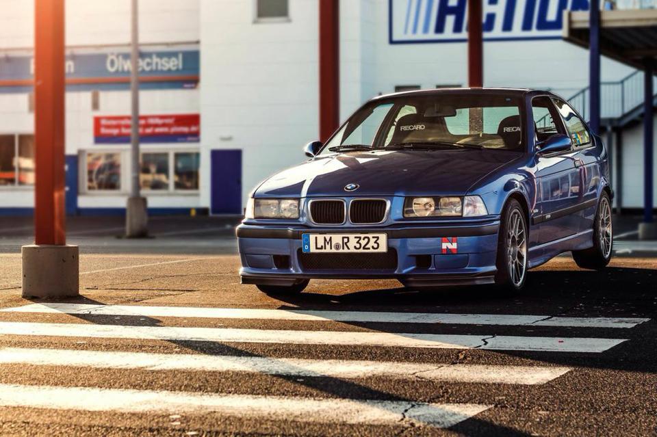 BMW M3 E30 >> BMW E36 323ti Compact Clubsport – TRACKTOOLS