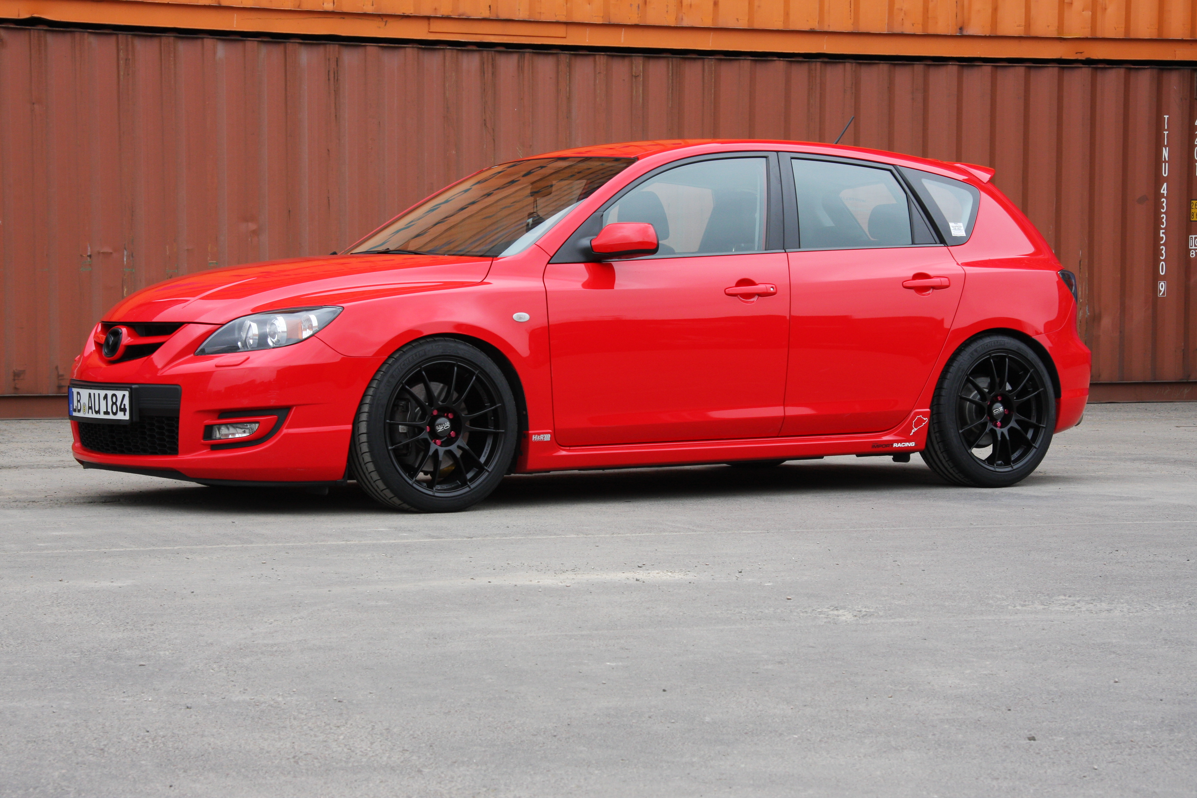 Stoptech Brake Kit >> Mazda 3 MPS (BK) Clubsport by AU-Performance – TRACKTOOLS